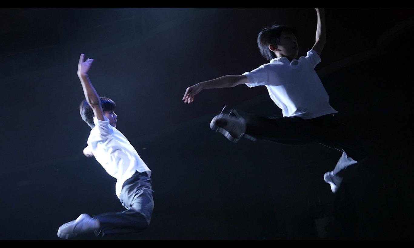 """少年たちが""""リトル・ダンサー""""になる瞬間 〜日本版 ミュージカル「ビリー・エリオット」〜"""