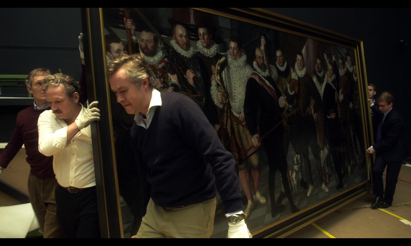 みんなのアムステルダム国立美術館へ