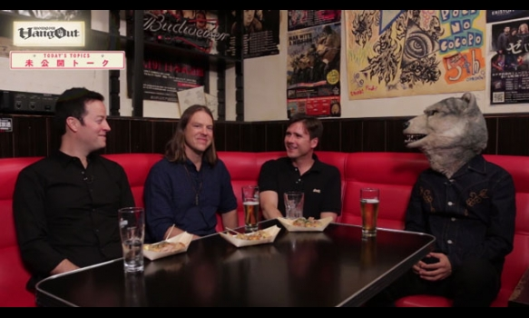 WOWOW×MAN WITH A MISSION「WOWGOW MUSIC DINER」第5回未公開トーク〜Jimmy Eat Worldがデビュー当時を振り返る〜