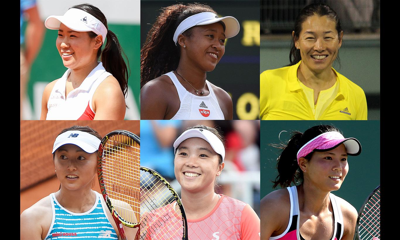 ジャパンウイメンズオープンテニス2017
