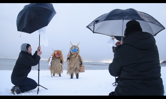 ノンフィクションW シャルルの幻想の島 ~日本の祝祭とフランス人写真家~