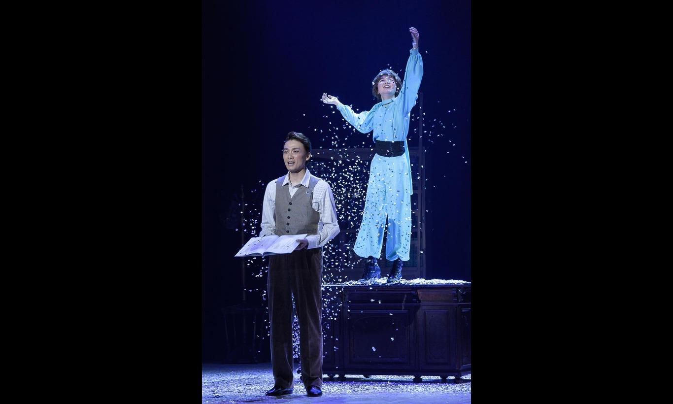 井上芳雄 音楽劇「星の王子さま」