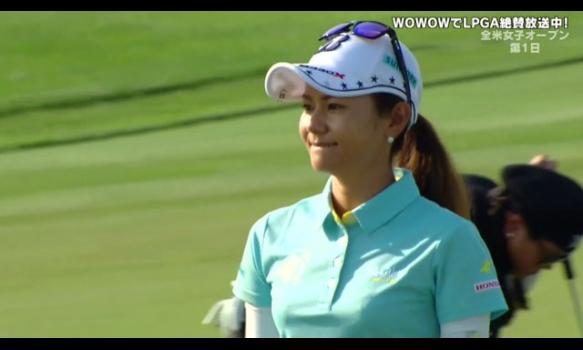 速報!全米女子オープン 第1日/LPGA女子ゴルフツアー2017
