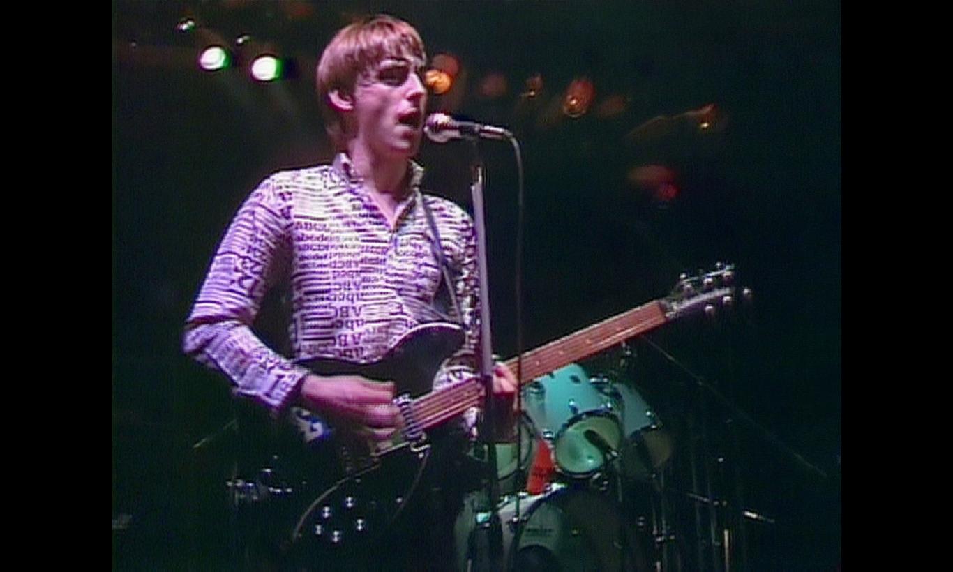 ザ・ジャム ライブ・イン・ドルトムント 1980