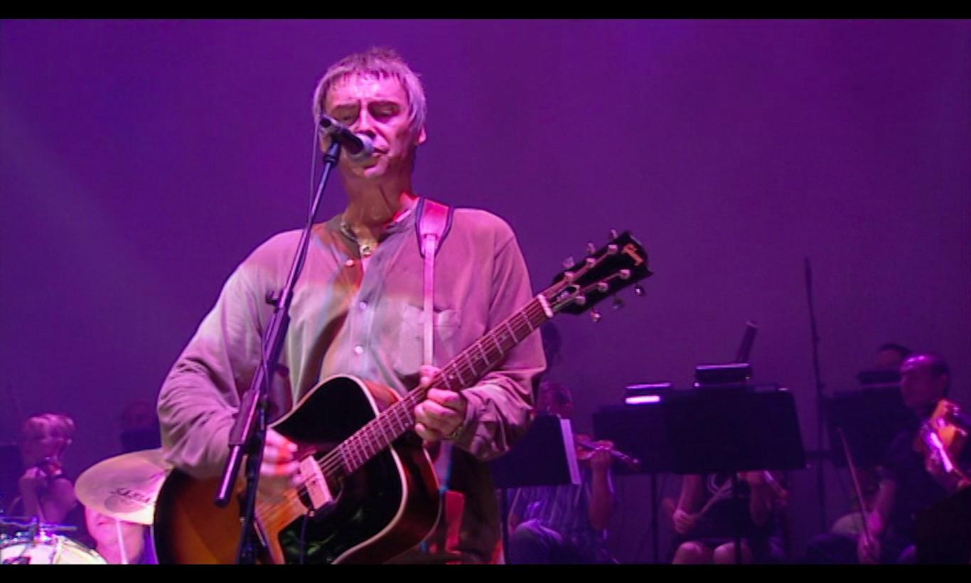 ポール・ウェラー ライブ・アット・ザ・ロイヤル・アルバート・ホール 2000