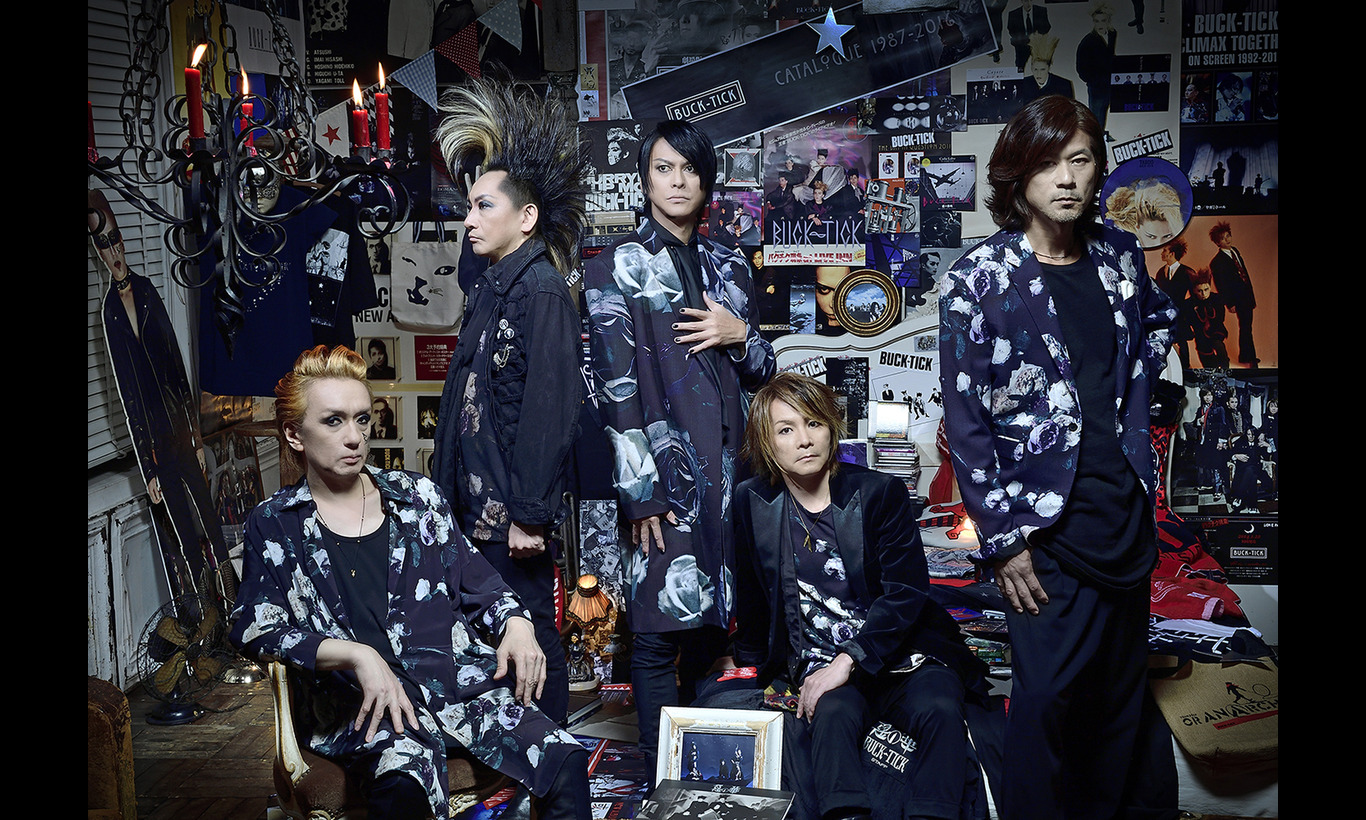 """BUCK-TICK 30th anniversary WOWOW special program """"THE PARADE"""""""