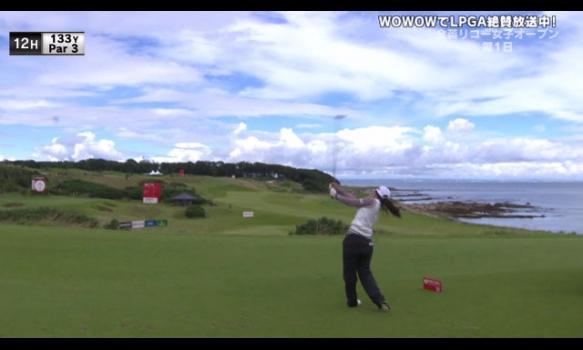 速報![メジャー第4戦]全英リコー女子オープン 第1日/LPGA女子ゴルフツアー2017