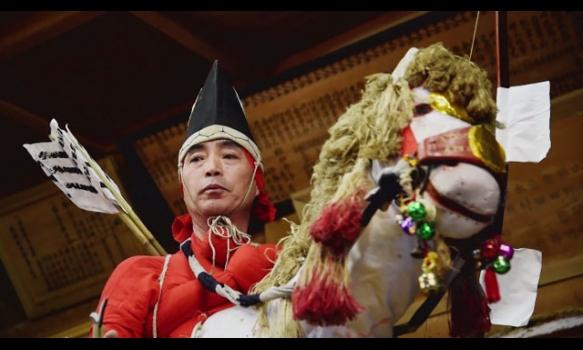 ノンフィクションW シャルルの幻想の島 〜日本の祝祭とフランス人写真家〜/番組宣伝映像
