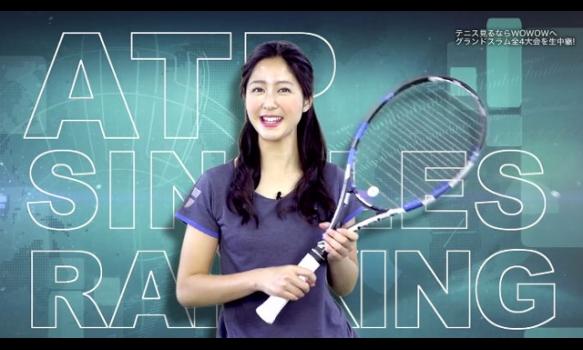 テニス太郎「太郎's ランキングリサーチ 男子」2017年8月12日放送分