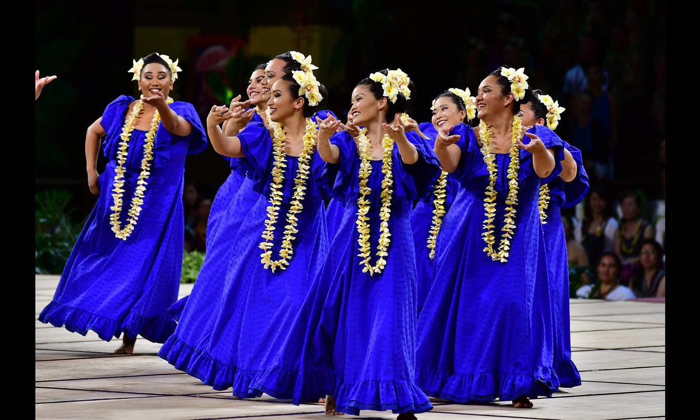 フェスティバル・ナ・ヒヴァヒヴァ・ハワイ 2017