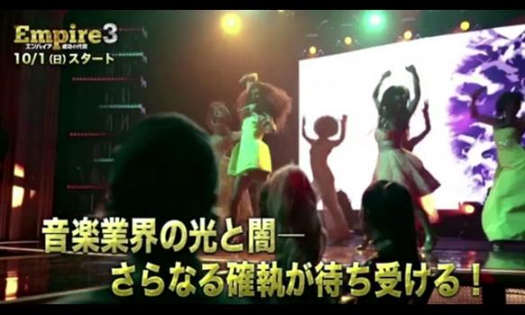 エンパイア3〜成功の代償/プロモーション映像「弱肉強食」編