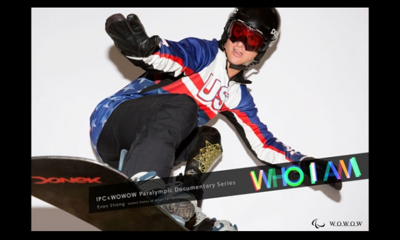 Hawaiian Snowboard Champion: 5-min version of Paralympic Documentary Series WHO I AM SEASON 2.