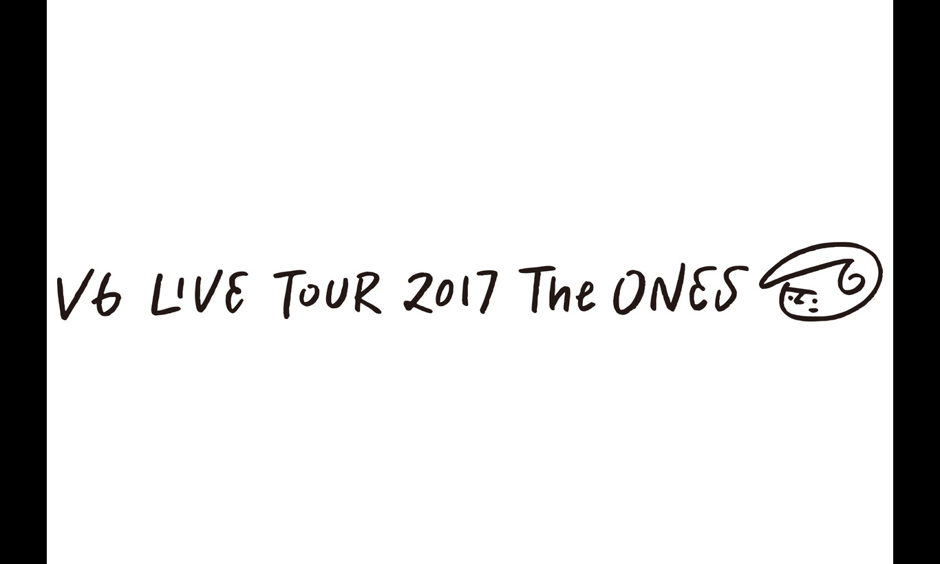 V6 LIVE TOUR 2017 The ONES