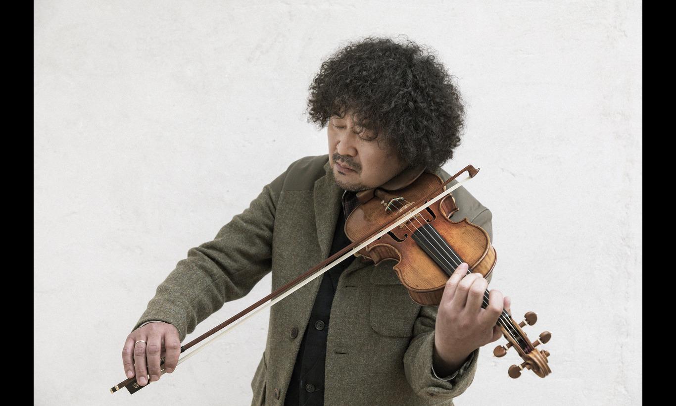 生中継!葉加瀬太郎コンサートツアー2017「VIOLINISM III」