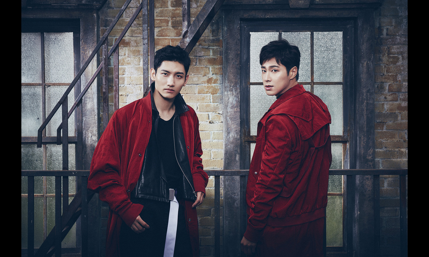 東方神起 LIVE TOUR 2017 ~Begin Again~