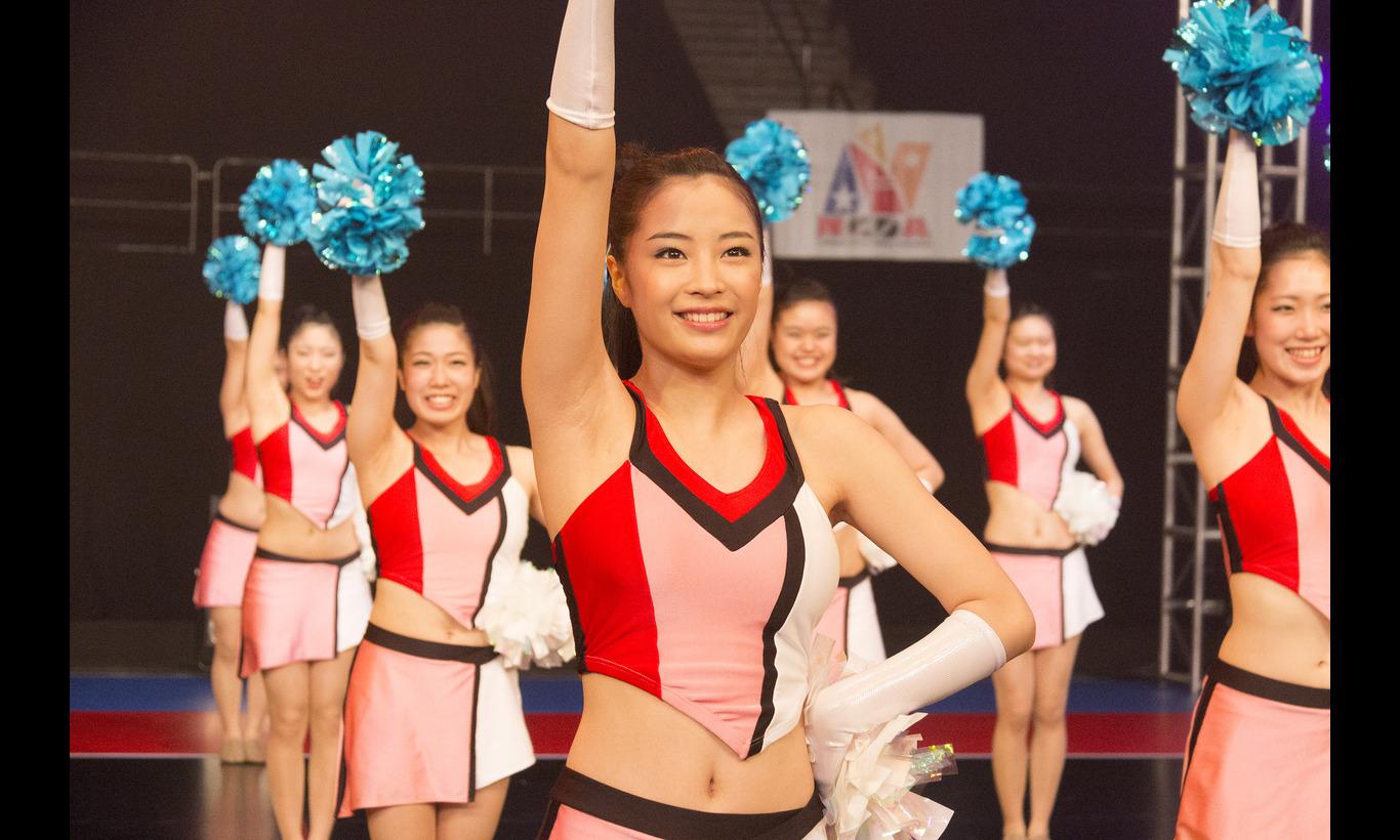 チア☆ダン ~女子高生がチアダンスで全米制覇しちゃったホントの話~