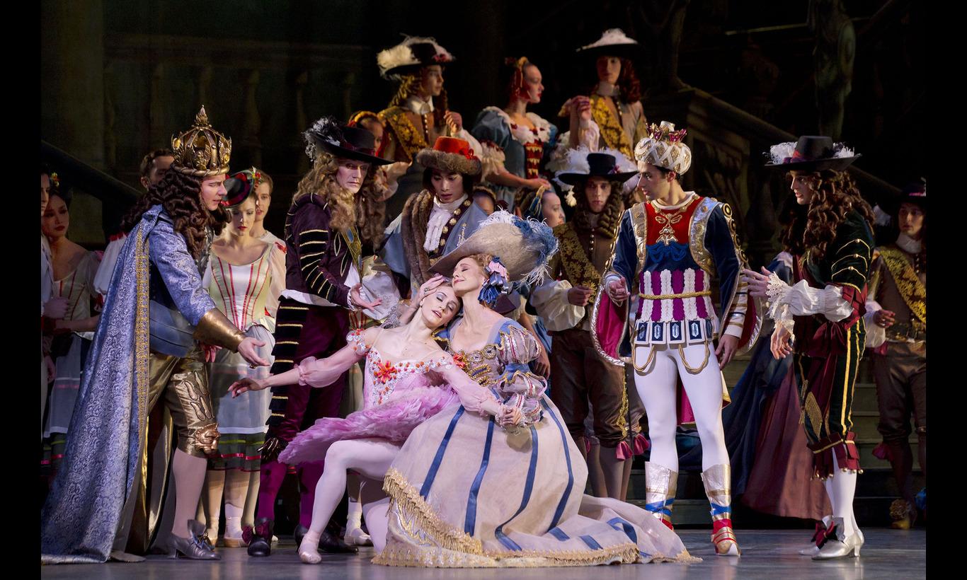 英国ロイヤル・バレエ団「眠れる森の美女」