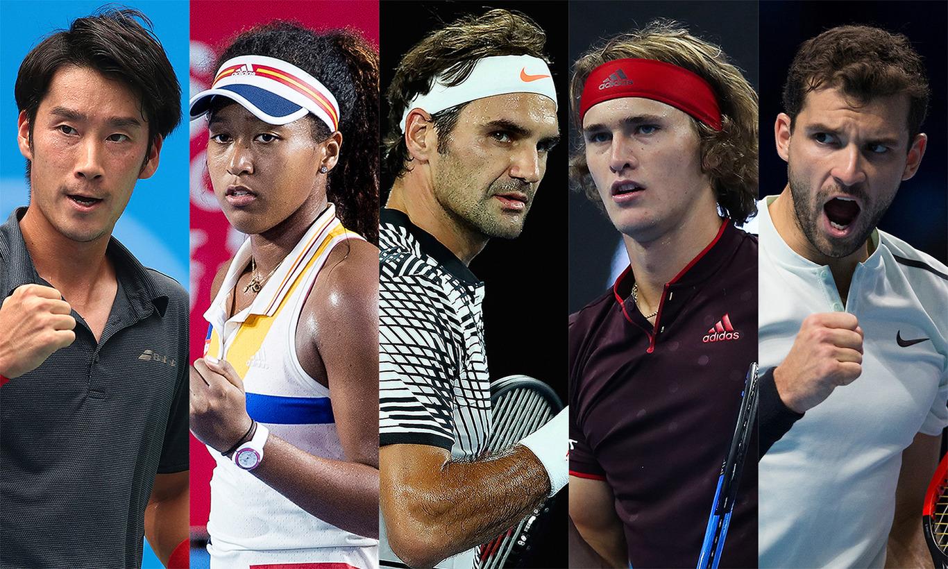 全豪オープンテニス前哨戦!ブリスベン&ホップマンカップ