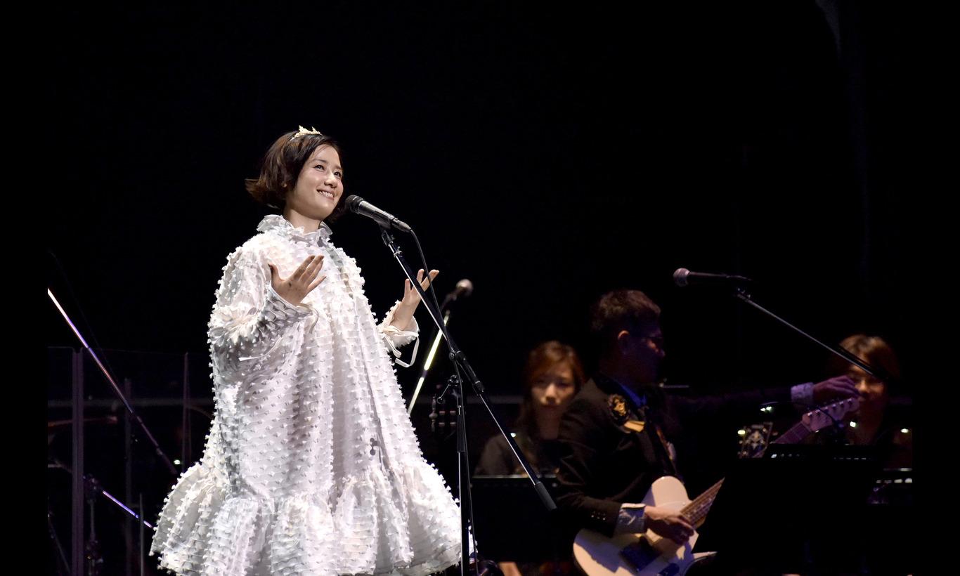 """原田知世 35周年アニバーサリー・ツアー """"音楽と私"""" in 東京 2017"""