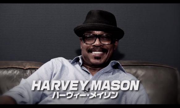 オフビート&JAZZ #74 ハーヴィー・メイソン インタビュー
