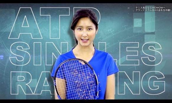 「太郎's ランキングリサーチ 男子」テニス太郎 2017年11月放送分