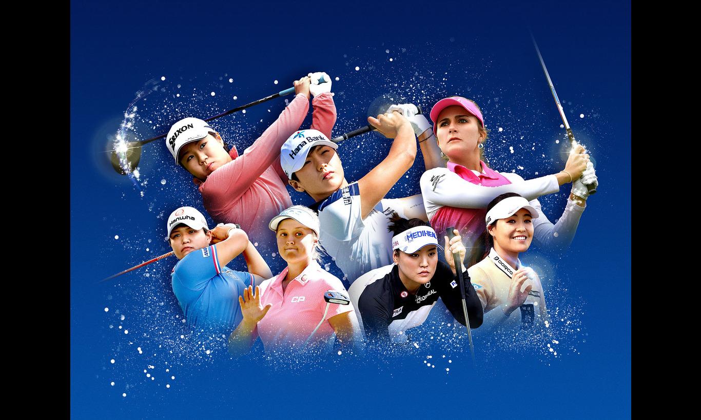 LPGA女子ゴルフツアー2018
