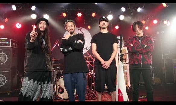 """生中継!RIZE LIVE at 日本武道館 """"RIZE IS BACK""""/メンバーコメント映像"""
