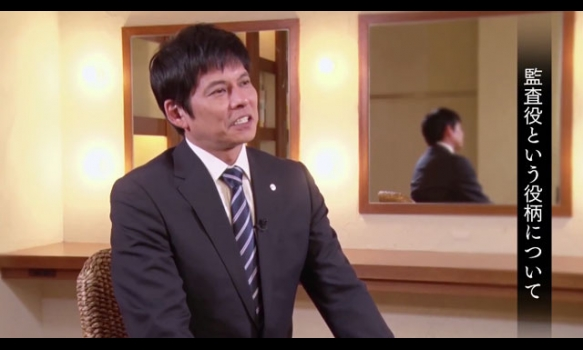 連続ドラマW 監査役 野崎修平/織田裕二 インタビュー