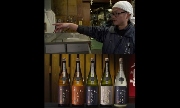 銘酒誕生物語 奇跡の復活を遂げた至極の酒:奈良編