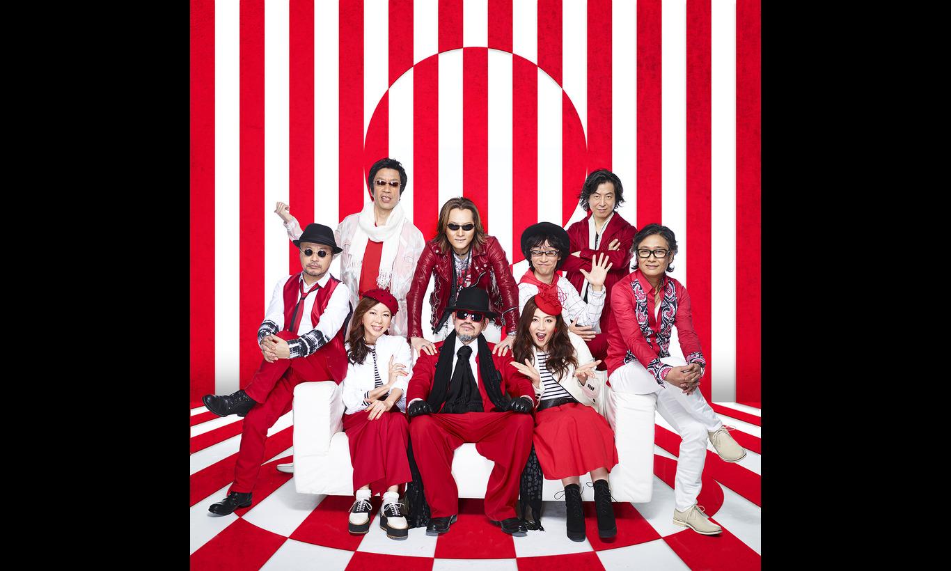 米米CLUB「a K2C ENTERTAINMENT TOUR 2017 ~おせきはん~」