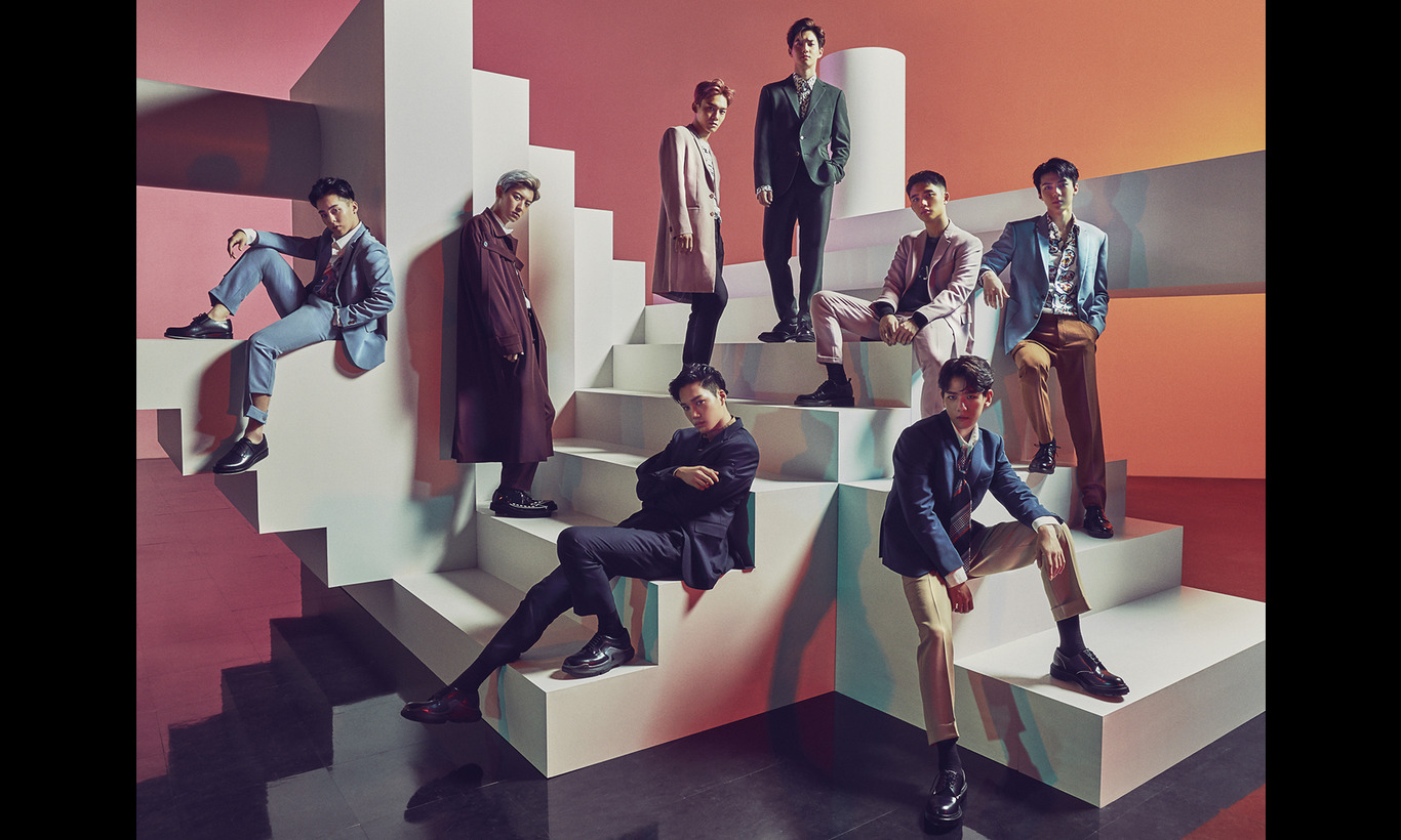 EXO PLANET #4 -The ElyXiOn - in JAPAN 放送直前スペシャル