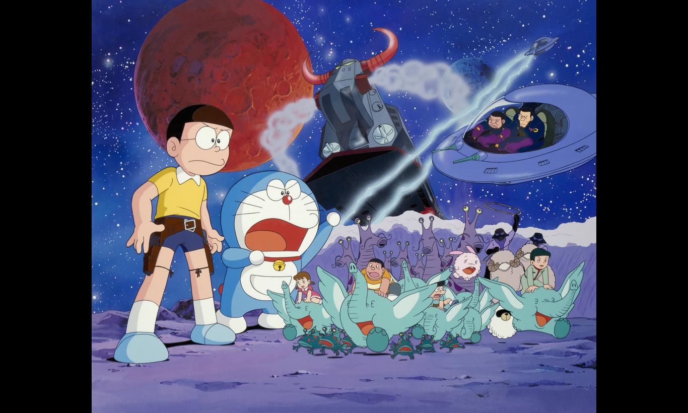 映画ドラえもん のび太の宇宙開拓史