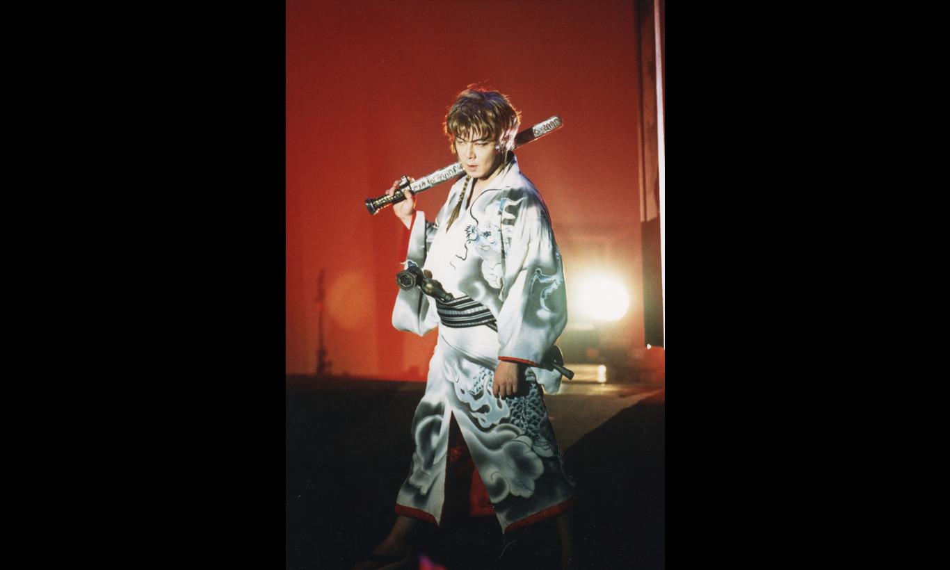 劇団☆新感線『髑髏城の七人1997』