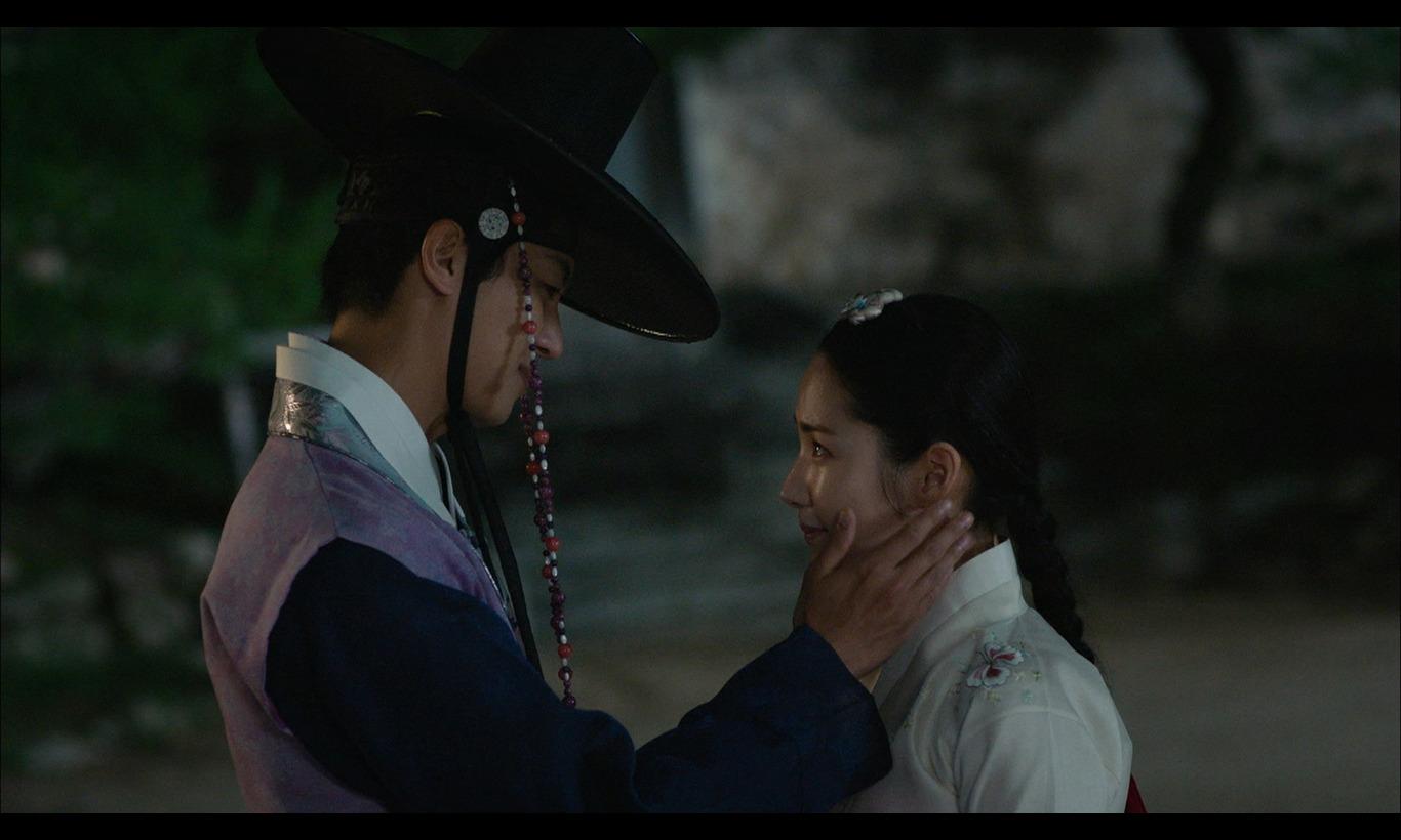 パク・ミニョン×イ・ドンゴン「七日の王妃」