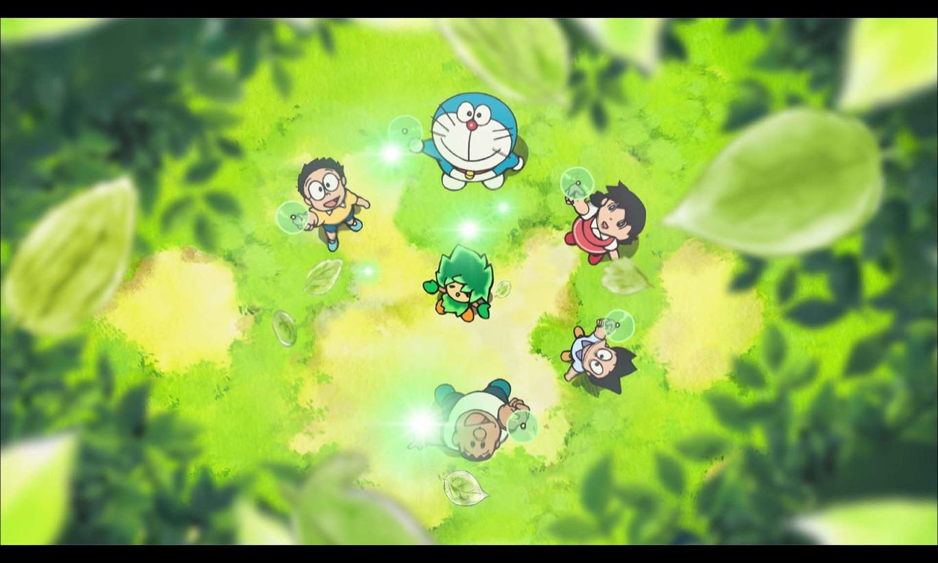 映画ドラえもん のび太と緑の巨人伝