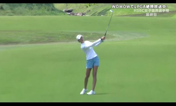 【最終日 速報!】<シンガポール>HSBC女子世界選手権/LPGA女子ゴルフツアー2018