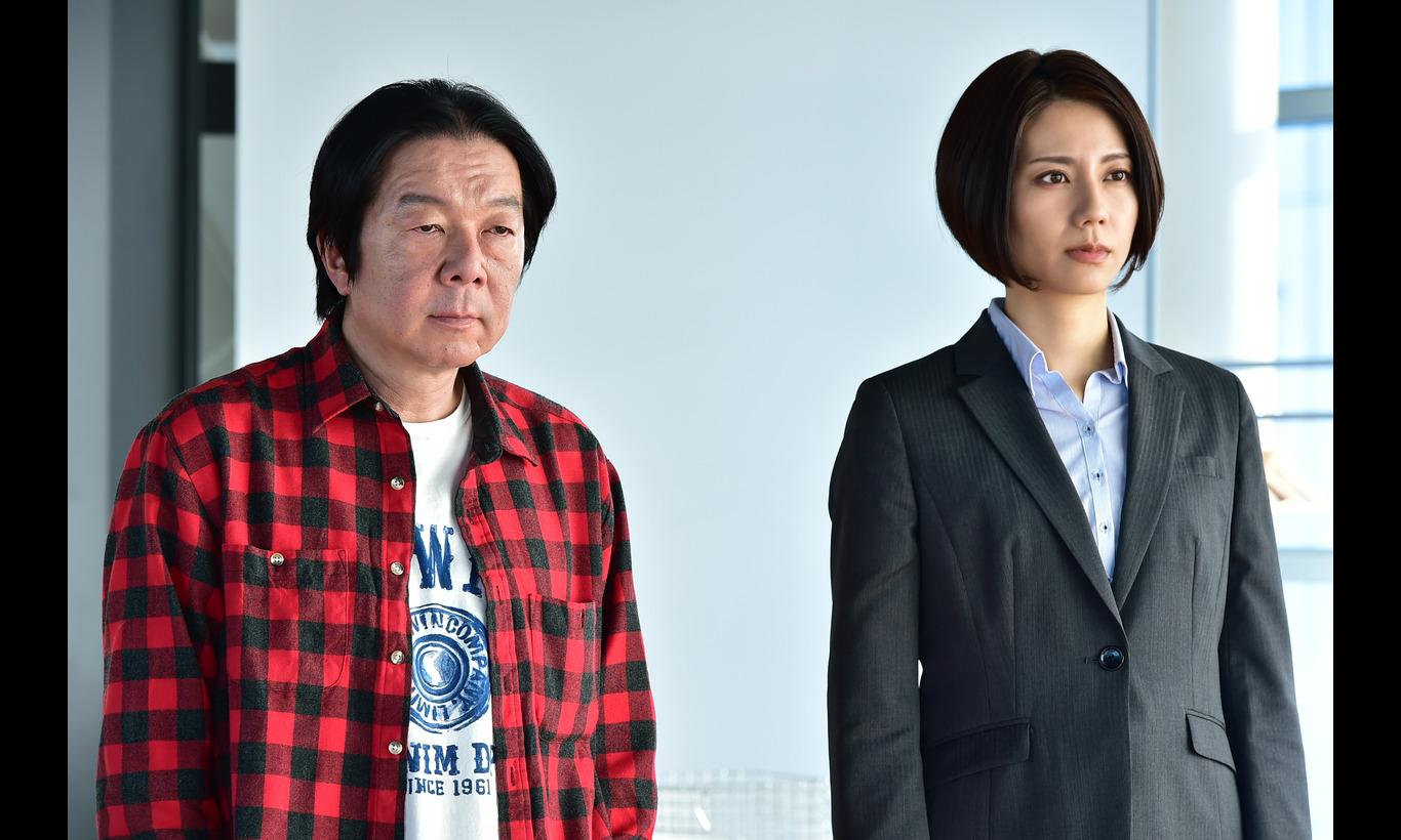 連続ドラマW 闇の伴走者~編集長の条件