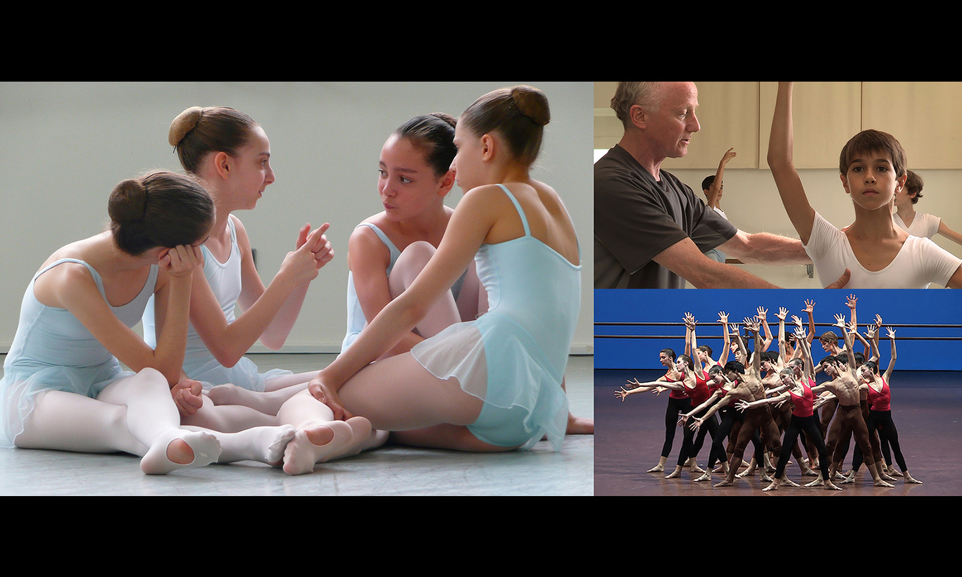 明日のエトワール。~パリ・オペラ座バレエ学校の一年~