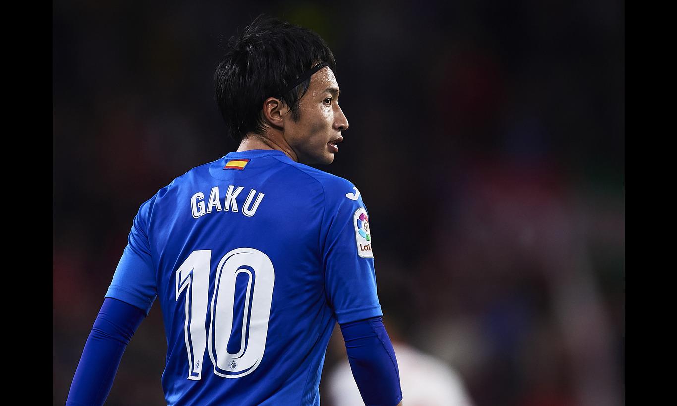 柴崎岳 25歳 プロサッカー選手