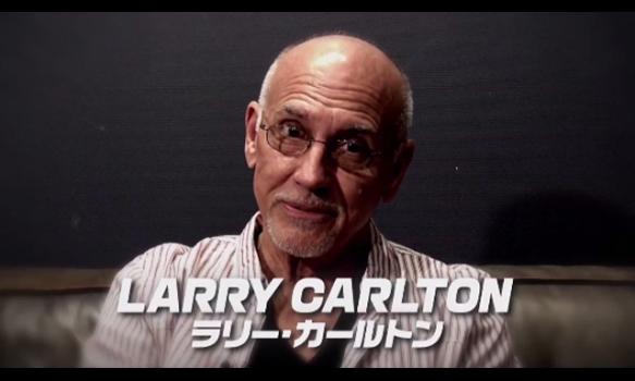 オフビート&JAZZ/#78 ラリー・カールトン  インタビュー