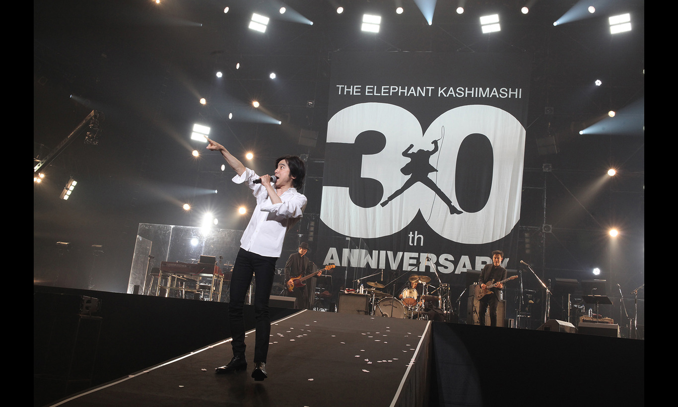 "エレファントカシマシ 30th ANNIVERSARY TOUR ""THE FIGHTING MAN"" SPECIAL"
