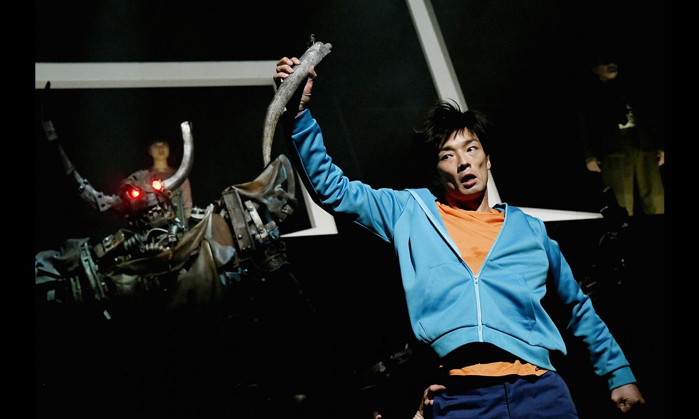 密着!舞台『プルートゥ PLUTO』〜日本発 ⇒ 欧州ツアー〜