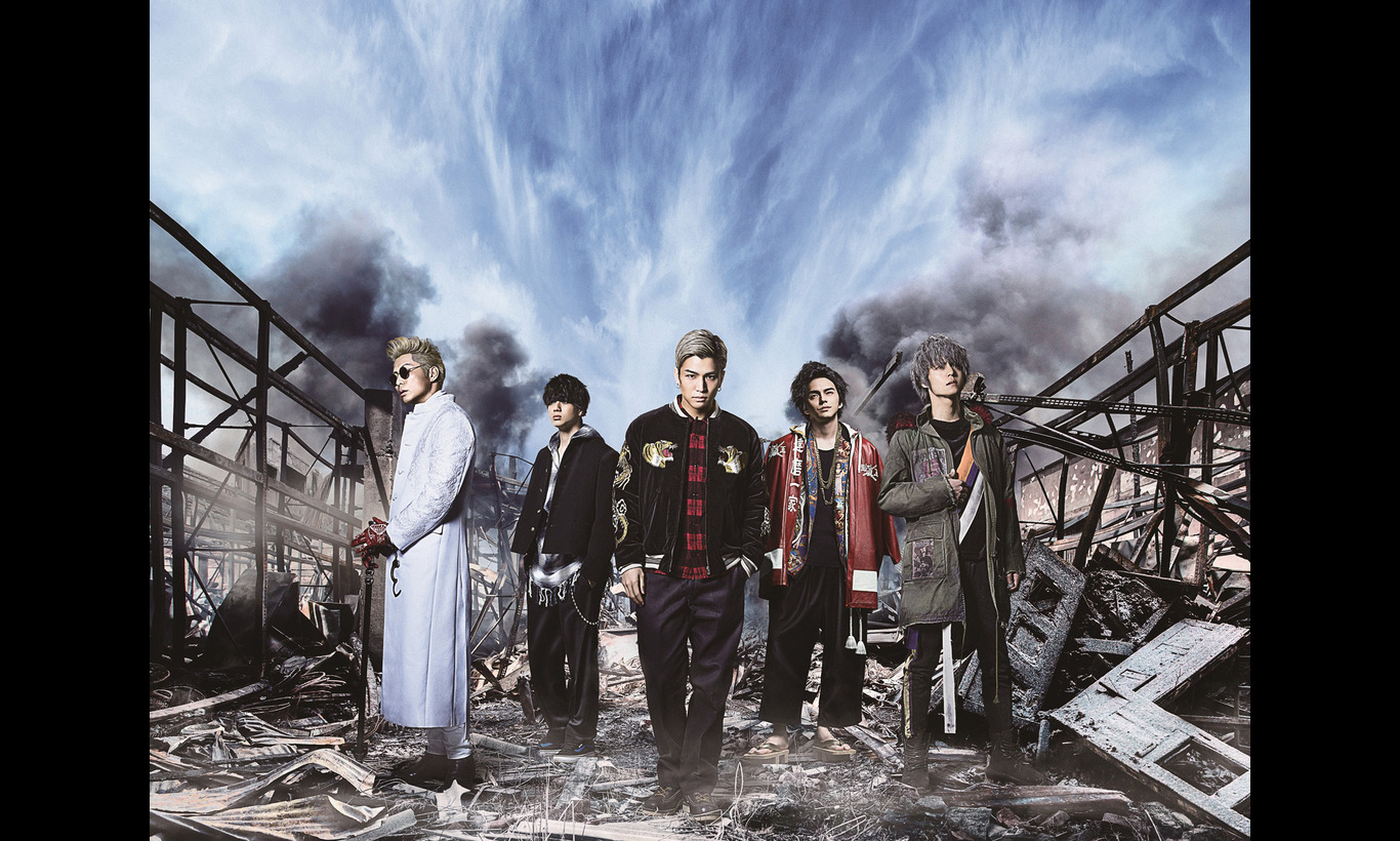 HiGH&LOW THE MOVIE 2 / END OF SKY
