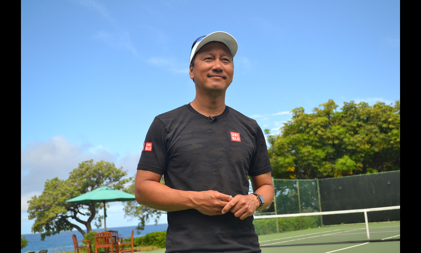 マイケル・チャンのテニス塾2 ―基礎からダブルスまで―