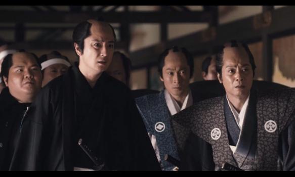 連続ドラマW 黒書院の六兵衛/特報(追加キャスト編)