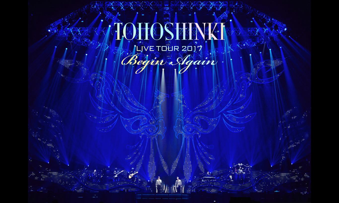 東方神起 LIVE TOUR ~Begin Again~ 日産特番