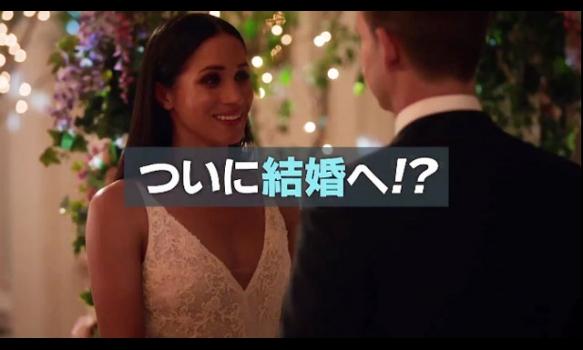 """『SUITS/スーツ7』シーズン7は""""おめでとう""""がいっぱい!/プロモーション映像(30秒)"""