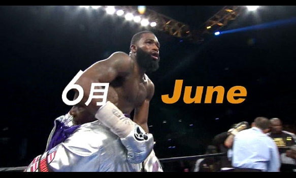 6月のエキサイトマッチ〜世界プロボクシング