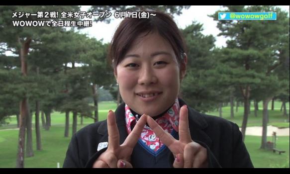 全米女子オープン最終予選 3位通過★高山佳小里インタビュー/LPGA女子ゴルフツアー2018