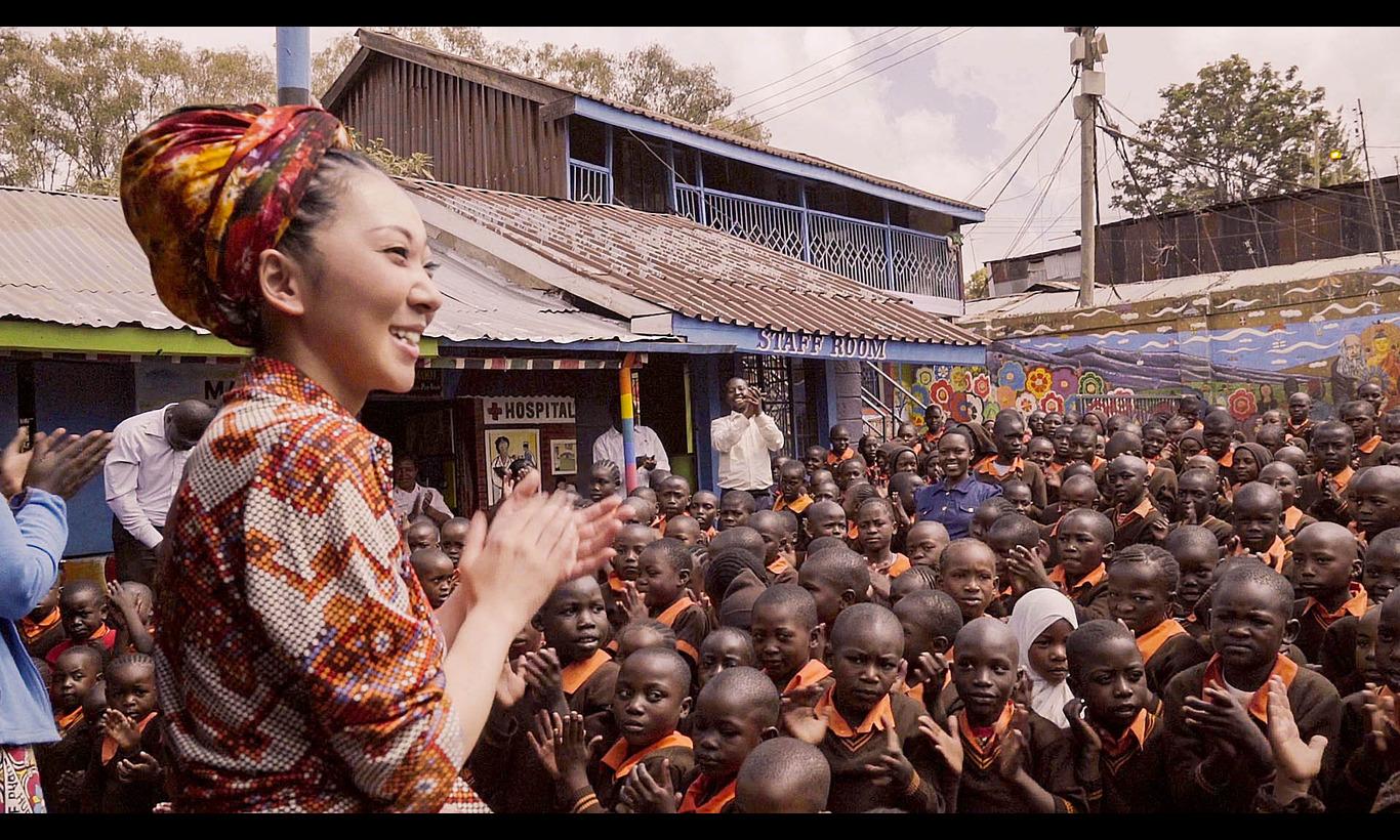 ノンフィクションW MISIA Return to Nairobi ~10年の奇跡~